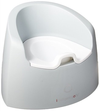 Intelligent Potty with Voice Recording Stone Grey
