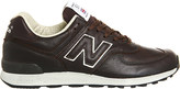 New Balance 576 leather trainers