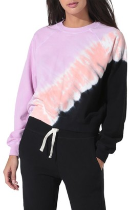 Electric & Rose Force Of Nature Ronan Tie-Dye Sweatshirt