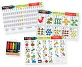 Melissa & Doug Alphabet/Numbers Placemat Set