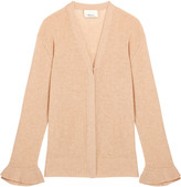 3.1 Phillip Lim Open-knit wool-blend cardigan