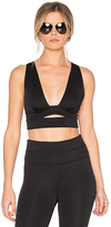 Free People B Natural City Slicker Sports Bra