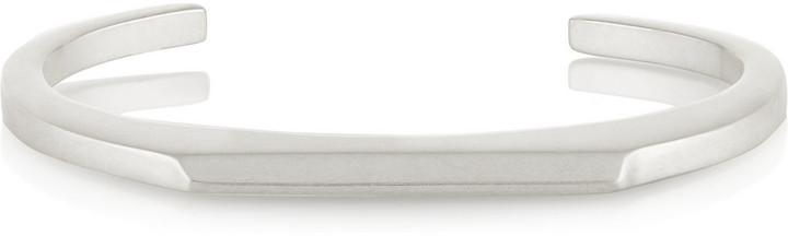 Maison Martin Margiela Silver-tone cuff