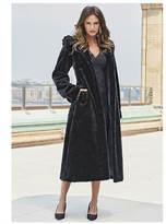 women full length shearling coats - ShopStyle