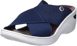 BZees Women's Desire Slides Sandal