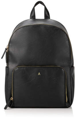 Cathy's Concepts Cathy Concepts Personalized Vegan Leather Backpack