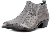 Stacy Adams Salamanca Round Toe Synthetic Ankle Boot.
