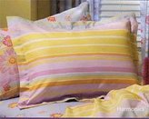 store51 Teen Central Harmonics Girls Striped Pillow Sham/Cover