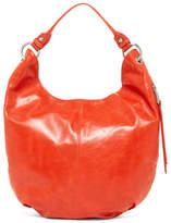Hobo Gardner Leather Convertible Clutch/Crossbody