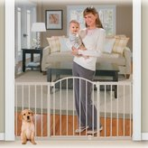 "Summer Infant 72"" Wide Walk-Thru Metal Expansion Gate"