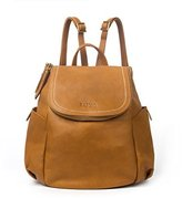 BAIGIO Large Capacity Genuine Leather Backpack Causel Daypacks Bag for Women