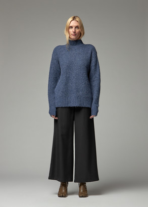 Soraya Totokaelo Archive Women's Sweater in Indigo Size XS Wool/Polyamide/Alpaca