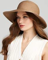 Eric Javits Packable Squishee Iv Short Brim Sun Hat