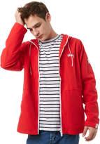 Stussy Stock Nylon Mens Jacket Red