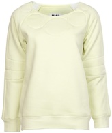 Maison Martin Margiela circle quilted sweatshirt