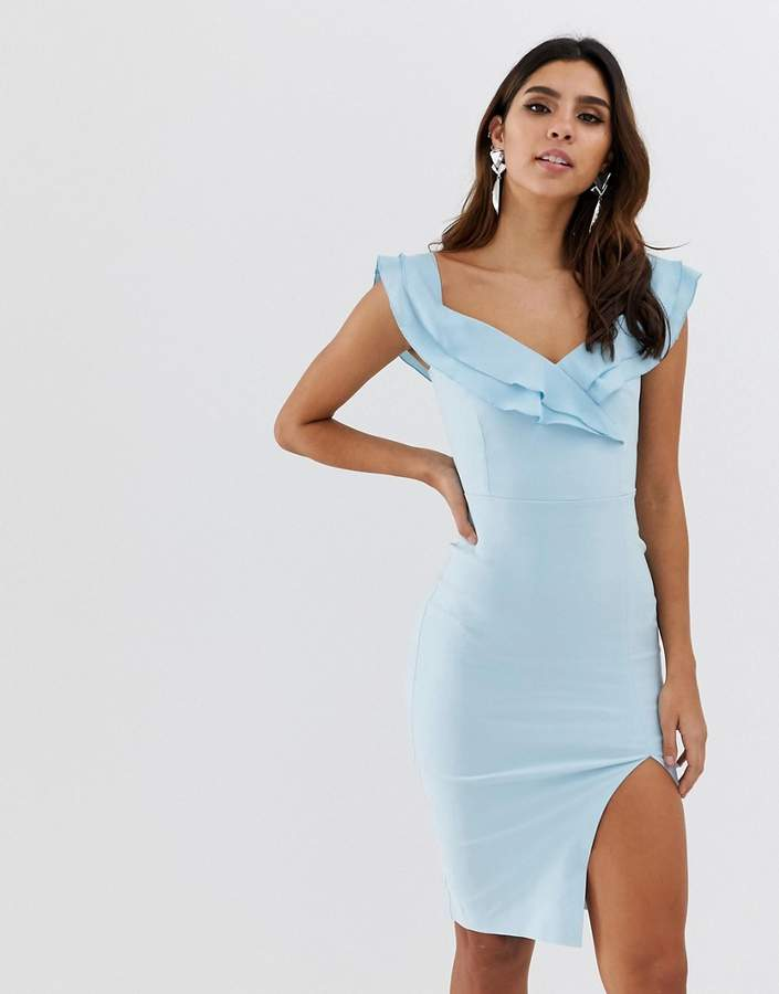e108b60c855c Cross Over Front Dress - ShopStyle Australia