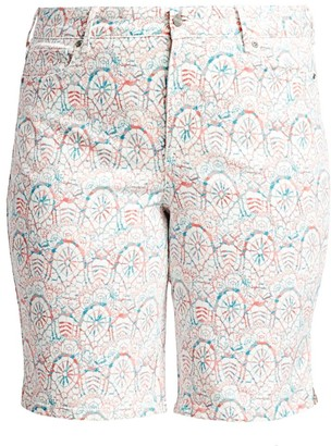 Nydj, Plus Size Briella Dreamcatcher Denim Shorts