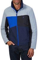 Nautica Colorblocked Zip-Front Jacket