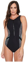Miraclesuit MSP Swim Side Show One-Piece Women's Swimsuits One Piece