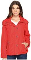 MICHAEL Michael Kors Hooded Snap Front Jacket M322087R Women's Jacket