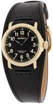 Shinola Women's The Runwell 28mm Leather Band Quartz Watch 20037631