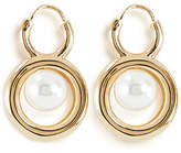 BCBGMAXAZRIA Figure 8 Faux-Pearl Earring