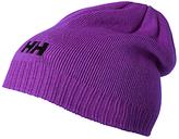 Helly Hansen Ribbed Logo Beanie Hat, One Size