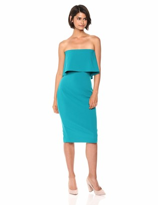 LIKELY Women's Driggs Fitted Strapless Dress