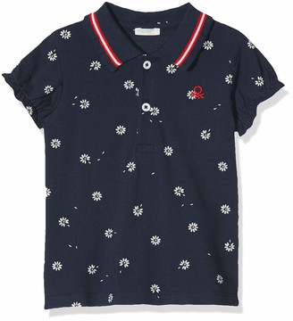 Benetton Baby Girls' H/s Polo Shirt