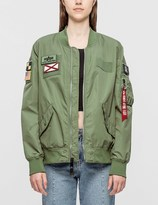 Alpha Industries W L-2B Flex Jacket