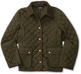 Ralph Lauren Quilted Barn Jacket