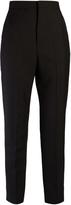 Balenciaga Straight-leg tuxedo trousers