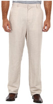 Perry Ellis Big and Tall Linen Pant Suit