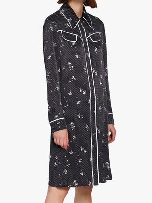 Ghost Harriet Shirt Dress, Dot Daisy