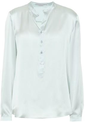 Stella McCartney Silk satin blouse