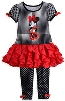 Disney Minnie Mouse Knit Dress and Leggings Set for Girls