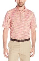Cutter & Buck Men's Cb Drytec Lakefront Space Dye Polo