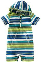 Tea Collection S/S Hooded Romper