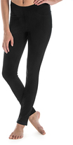 Me Moi Black Soft Chic Leggings