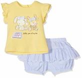 Chicco Baby-M/ädchen Camicia Manica Corta Bluse