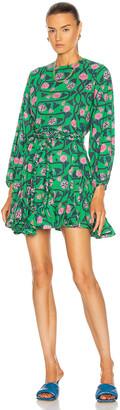 Rhode Resort Ella Dress in Watermelon | FWRD