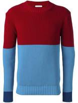 J.W.Anderson Colour Block Jumper - Multicolor - Size S