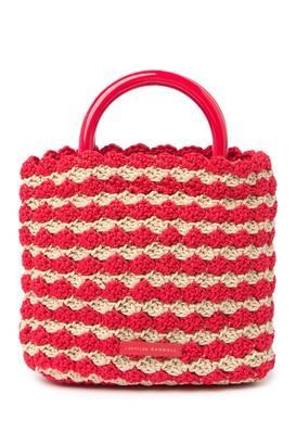 Loeffler Randall Audrey Woven Bag