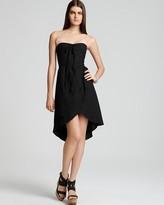 "Patterson J. Kincaid Carmela"" Strapless Dress"