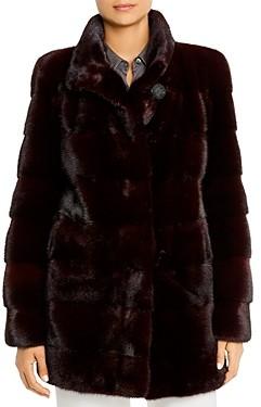 Maximilian Furs Mink Fur Coat
