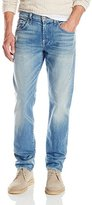 7 For All Mankind Men's The Straight Modern Fit Jean
