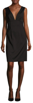 L'Agence Jamie Empire Sheath Dress