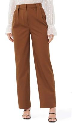 NA-KD Pleated Wide Leg Pants