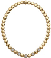 John Hardy Palu 18K Gold & Diamond Pave Station Necklace, 18