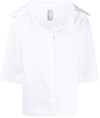 Antonio Marras Open Collar Shirt